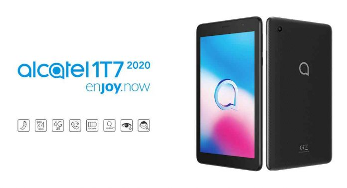 Alcatel 1T 7 2020 Tablet Price, Release Date, and Specifications