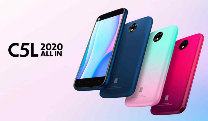 BLU C5L 2020 Price, Release Date, and Specifications