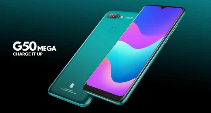 BLU G50 MEGA Price, Release Date, and Specifications