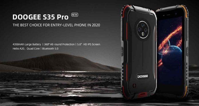 DOOGEE S35 Pro Price, Release Date, and Specifications