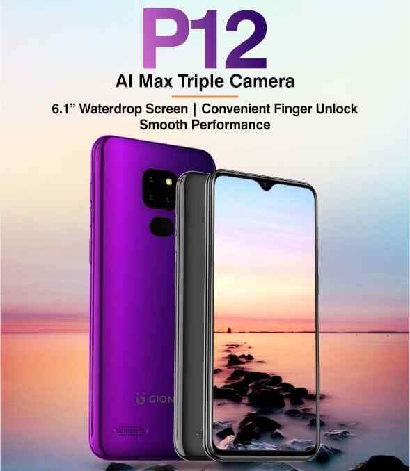 Gionee P12 Price, Release Date, and Specifications