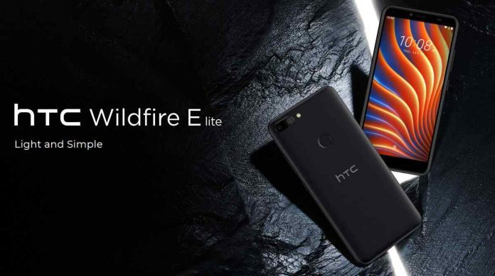 HTC Wildfire E lite Price, Release Date, and Specifications