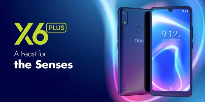 NUU Mobile X6 Plus Price, Release Date, and Specifications