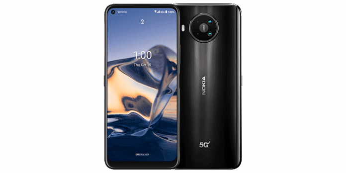Nokia 8 V 5G UW Price, Release Date, and Specifications