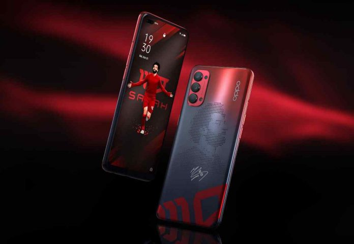 OPPO Reno4 Mo Salah Edition Price, Release Date, and Specifications