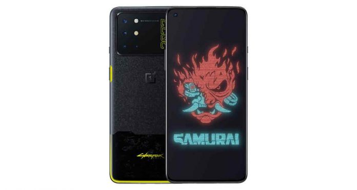 OnePlus 8T Cyberpunk 2077 Limited Edition Price, Release Date, and Specs