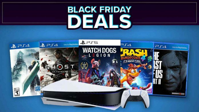 PlayStation Game Store Black Friday 2020 Deals and Discounts