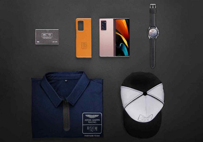 Samsung Galaxy Z Fold2 5G Aston Martin Racing Limited Edition Price, Release Date and Specs