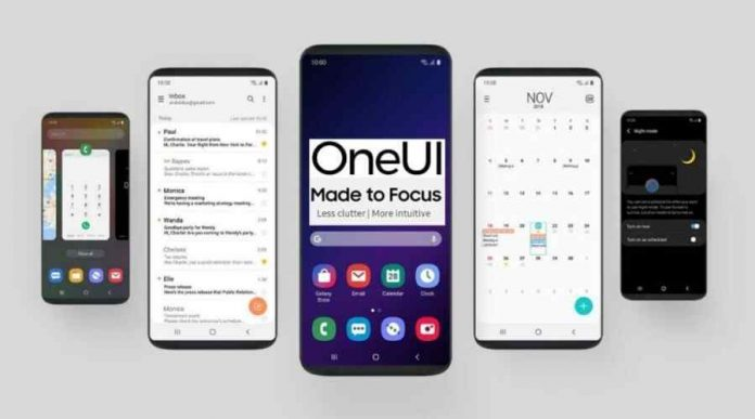 Samsung One UI 3.0 chips Release Date
