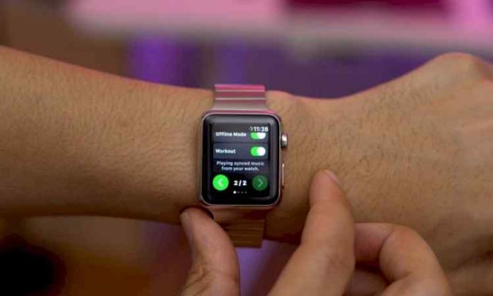 Spotify now works on Apple Watch, without iPhone