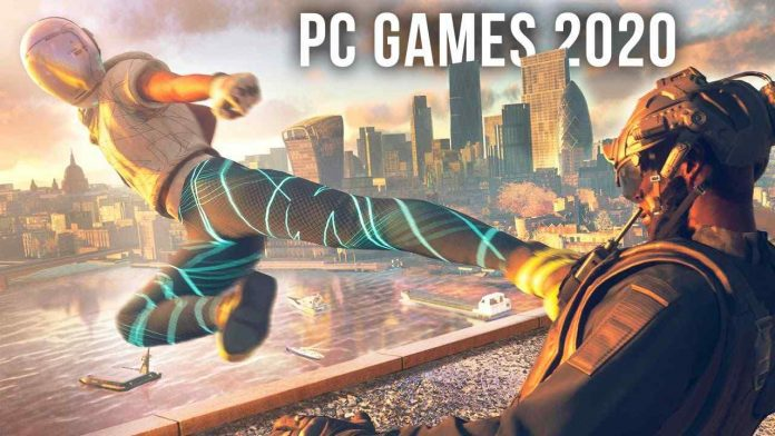 Top 10 Best Released PC Games of 2020