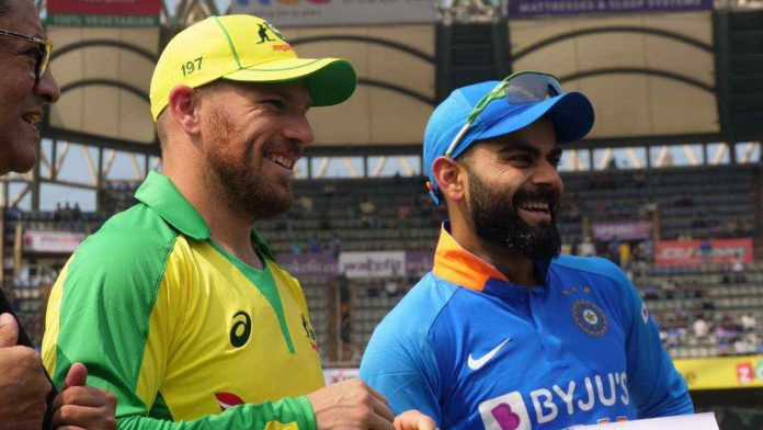 Virat Kohli is probably the best ODI player of all time Says Finch