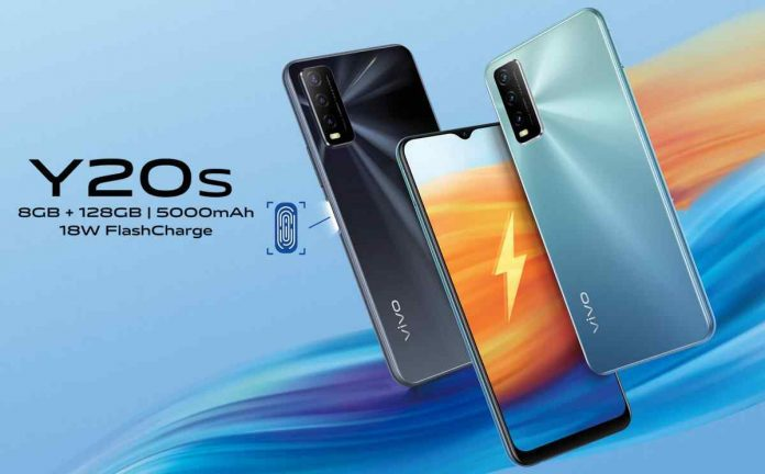Vivo Y20s Price, Release Date, and Specifications