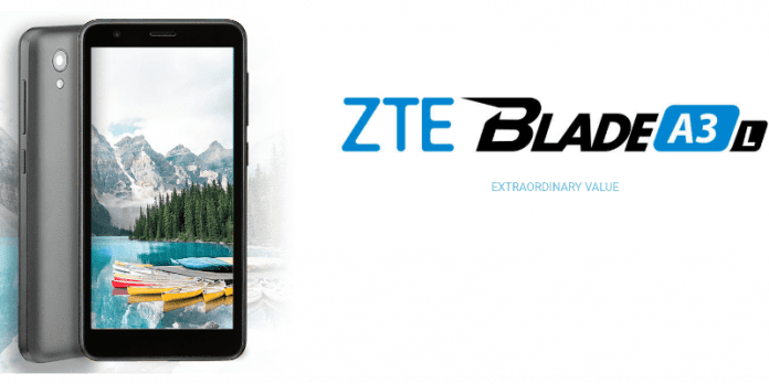 ZTE Blade A3 L Price, Release Date, and Specifications
