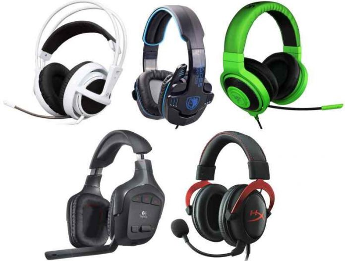 5 Best Wired & Wireless Gaming Headphones to Buy in 2021