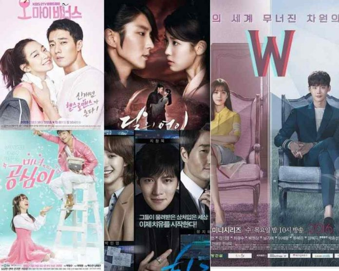 5 Best Korean Romantic Series and K Dramas to watch