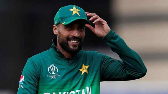 Amir Takes an Indefinite Break from International Cricket