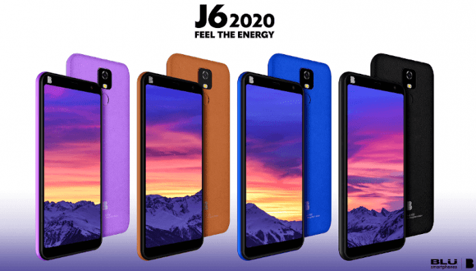 BLU J6 2020 Price, Release Date, and Specifications
