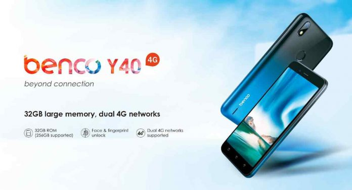 Benco Y40 Price, Release Date, and Specifications
