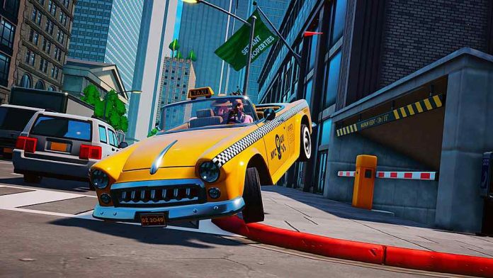 Crazy Taxi Sequel Taxi Chaos Official Trailer and Release Date
