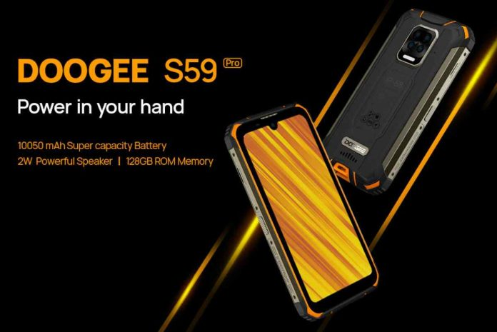 DOOGEE S59 Pro Price, Release Date, and Specifications