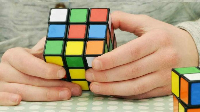 Educational Benefits of Playing Rubik's Cube for Children