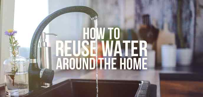 How to Reuse Cooking Water Reuse Kitchen Water