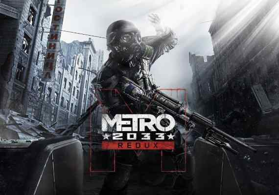 Metro 2033 Redux Available for Free on Epic Games Store
