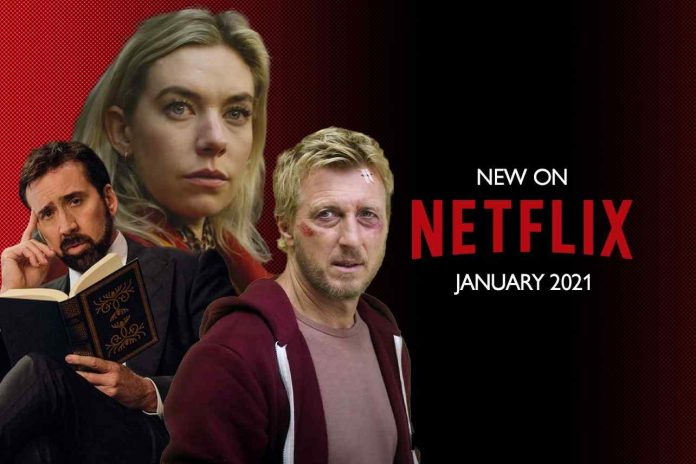 Netflix Series and Movies to watch in January 2021