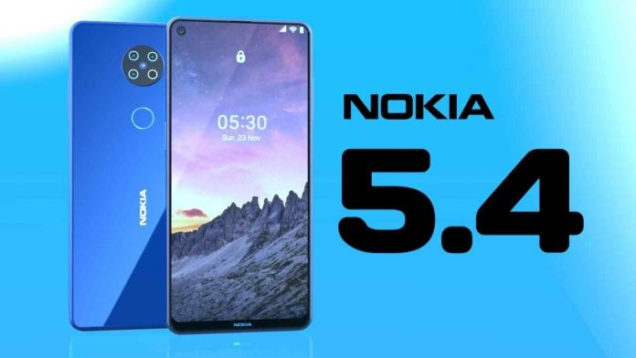 Nokia 5.4 Price, Release Date, and Specifications