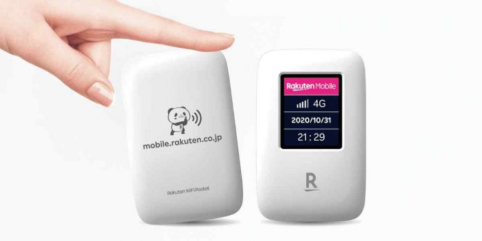 Rakuten WiFi Pocket Price, Release Date, and Specifications