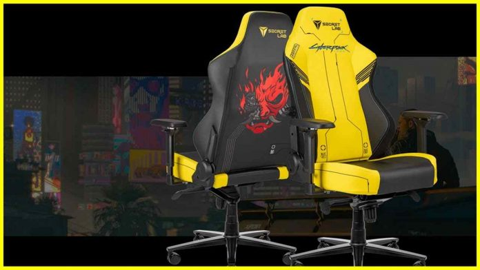 Secretlab Cyberpunk 2077 Gaming Chair Price and Release Date