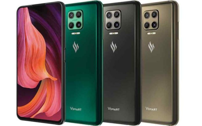 Vsmart Aris Pro Price, Release Date, and Specifications