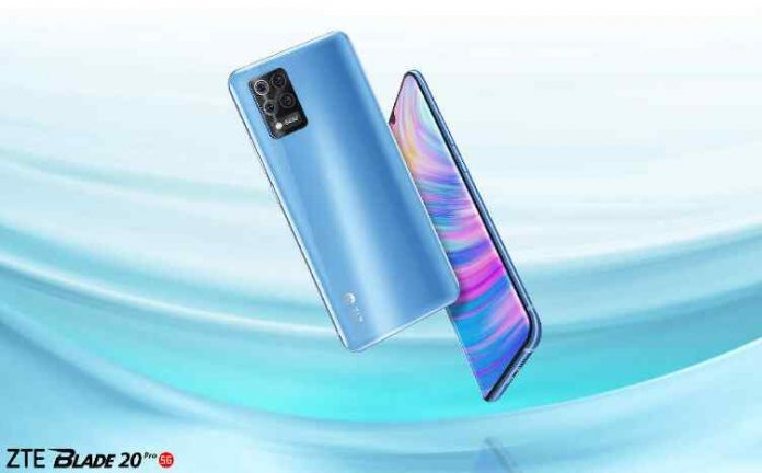 ZTE Blade 20 Pro 5G Price, Release Date, and Specifications