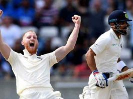 Complete Schedule of England tour of India 2021