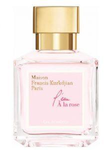 L'eau Á La Rose de Maison Francis Kurkdjian