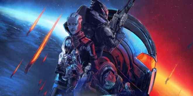 Mass Effect Legendary Edition Official Release Date