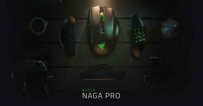 Razer Naga Pro Wireless Gaming Mouse Review and Buying Guide