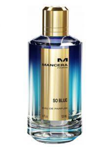 So Blue by Mancera