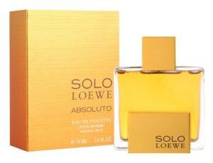 Solo Loewe Absoluto by Loewe
