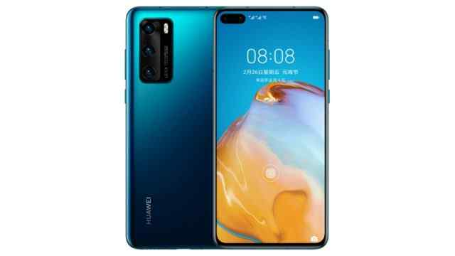 Huawei P40 4G Specifications, Release Date, & Price