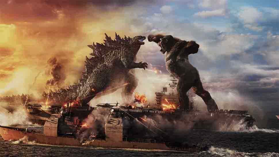 Watch and Download King Kong vs Godzilla 2021 Full Movie in Hindi Dubbed – 480p, 720p, 1080p HD