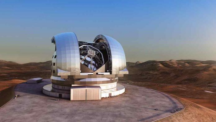 5 Most Powerful and Largest Land Based Telescopes In The World