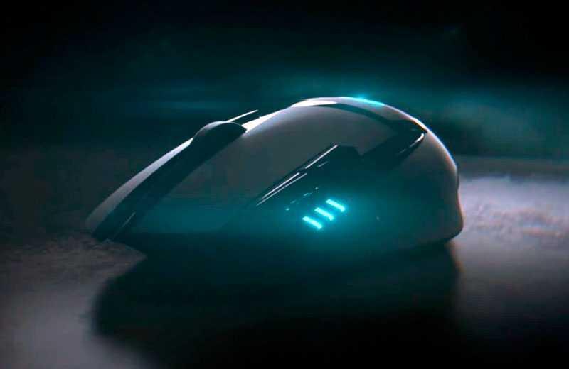 Gaming Mice RGB Lightning