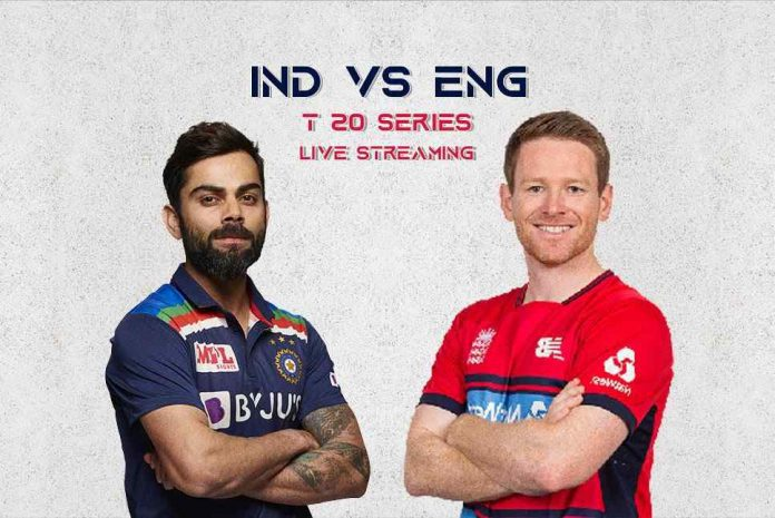 India vs England T20 Squad and Playing 11 for Upcoming T20 Series 2021