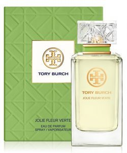 Jolie Fleur Verte by Tory Burch