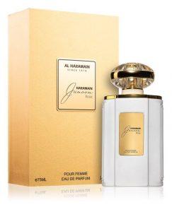Junoon Rose by Al Haramain