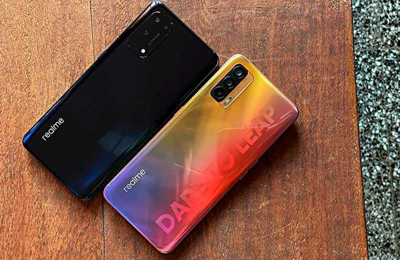 Realme X7 Pro Design and Appearance