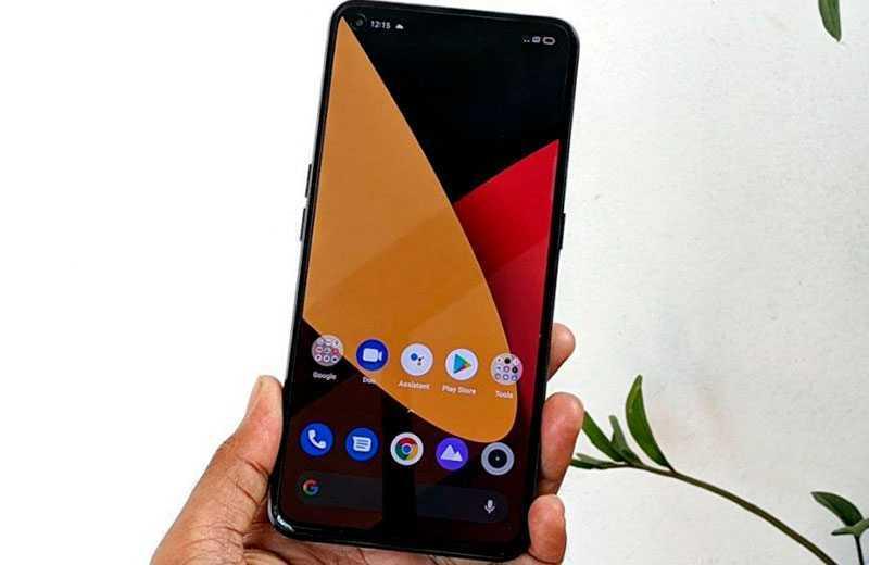 Realme X7 Pro smartphone