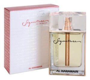 Signature by Al Haramain